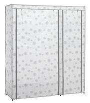 Шкаф-гардероб тканевый большой «8757»