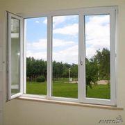 Акция на окна и входные металлические двери