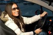 Инструктор по вождению в  Харькове школу вождения «Автоледи» Авт.