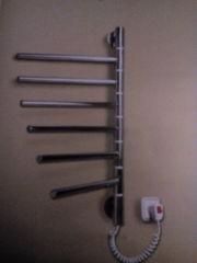 Оптовые поставки электрических  полотенцесушители от производителя