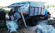 Харьков. Вывоз строительного мусора. Камаз,  Зил,  Газель,  грузчики