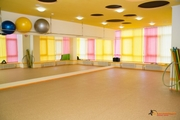Аренда просторных фитнес залов