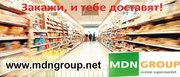Доставка продуктов питания и сопутствующих товаров на дом и в офис