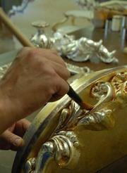 Реставрация рам, багета в Харькове