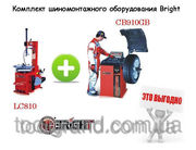 Шиномонтажное оборудование (CB910GB+LC810G)