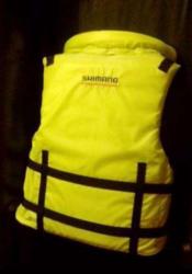 Спасательно-страховочный жилет Shimano