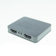 Сплиттер 1X2 (1х4) HDMI пластиковый корпус