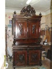 Ремонт и реставрация столов,  комодов и антикварной мебели Харьков