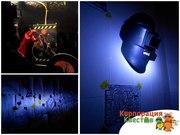 Квест комната Терминатор от Корпорации Квестов ТЦ Караван Харьков