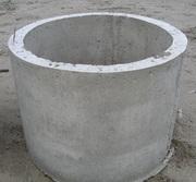 Кольца железобетонные для колодца,  скважин,  канализации и сливной ямы.