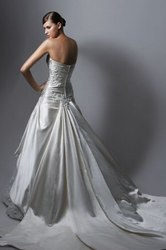Шикарное свадебное платье Blue BY ENZOANI