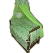 Акция! Новый комплект в кроватку 8 эл от производителя.