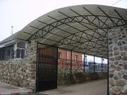 Поликарбонат Marlon(Англия),  Polygal(Израиль) купить со склада
