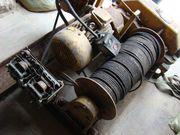 Куплю электрическую лебедку ТЛ-9А-1,  У 51-20,  ЛМ