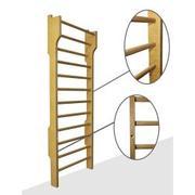 Гимнастическая стенка (лестница шведская)