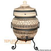 Тандыр - уникальная керамическая печь