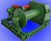 Лебёдка ТЭЛ-10-2 (10 000 кг)
