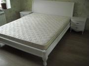 кровать белый