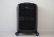 Купить смарт чемодан на колесах Bluesmart One с GPRS и USB-портом!