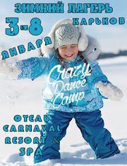 Crazy Dance Camp | Танцевальный лагерь Харьков