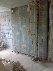 Демонтаж, резка бетона, стен, перегородок, сантехкабин Харьков.