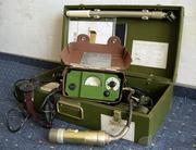 Проверка помещений на наличие источников радиоактивного излучения.