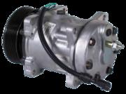Компрессор кондиционера для DAF CF 65: Sanden SD7H15 4009.