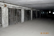 Кирпичный гараж в ГК