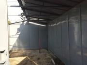 Изготовим Металлический гараж стальной