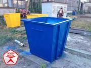 Изготовим мусорный бак,  усиленный толщиной 2, 0 мм