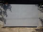Распашные ворота (листовые) 2000*2000