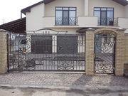 Откатные ворота (кованные и решетчатые) от 2300 грн./м2