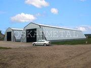 Строительство ангаров,  складов,  зернохранилищ в Украине