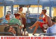 Ищу работу водителя автобуса В1, В, D. От 7000 грн.