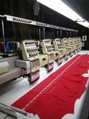 Вышивальная машина SWF (8 голов - 9 игл)