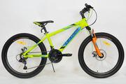 Продам велосипед LEADER JUNIOR 24