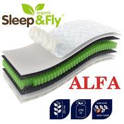 Матрасы Sleep&Fly серии Organic