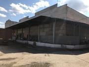 Комплекс производственные и складские помещения.