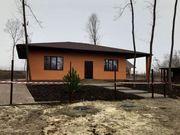 Дом новый в районе Алексеевки.
