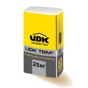 Клеящая смесь для газоблока UDK TBM 25кг