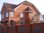 Дом новый рядом с центром.