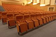 Кресла для театров,  кинозалов,  конференц-залов.
