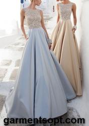 Потрясающе красивые свадебные и вечерние платья на выпускной