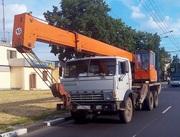 Харьков. Услуги автокрана от 10 до 30 тонн