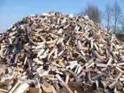 Дрова колотые от 700грн за складометр