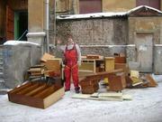 Вывоз старой мебели. Харьков. Утилизация мебельного хлама!