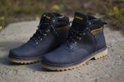 Ботинки в стиле Timberland,  мужские зимние