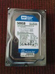 Продам проблемный WD 500Gb sata