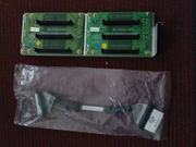 Продам SCSI Backplane 80 pin SCA2 to 68 pin WIDE