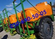 Новый опрыскиватель ОП-2000-2500 (штанга – 18 м)